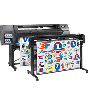 Digital and wide format printers
