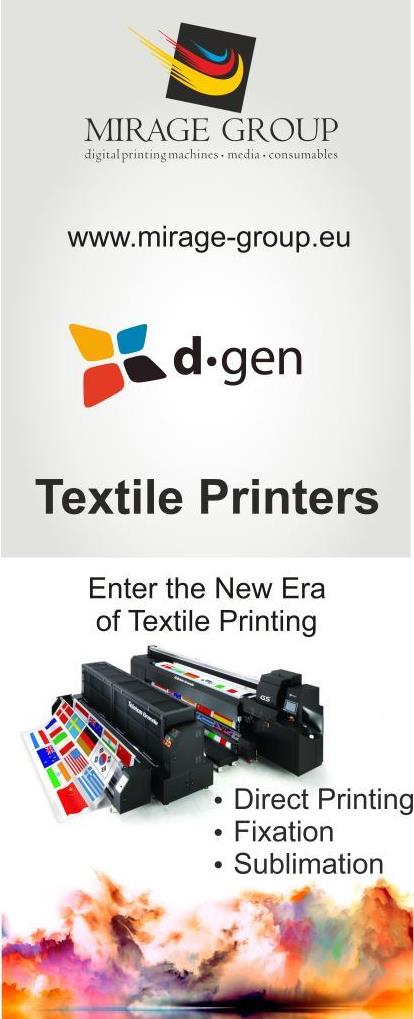 Trends and Statistics in Digital Printing of Textiles