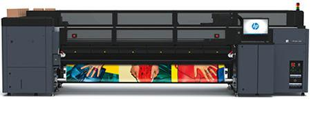 News from HP during Fespa 2017