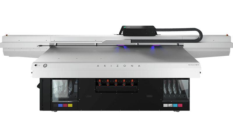 Canon обяви нова серия плоскопечатни принтери Océ Arizona