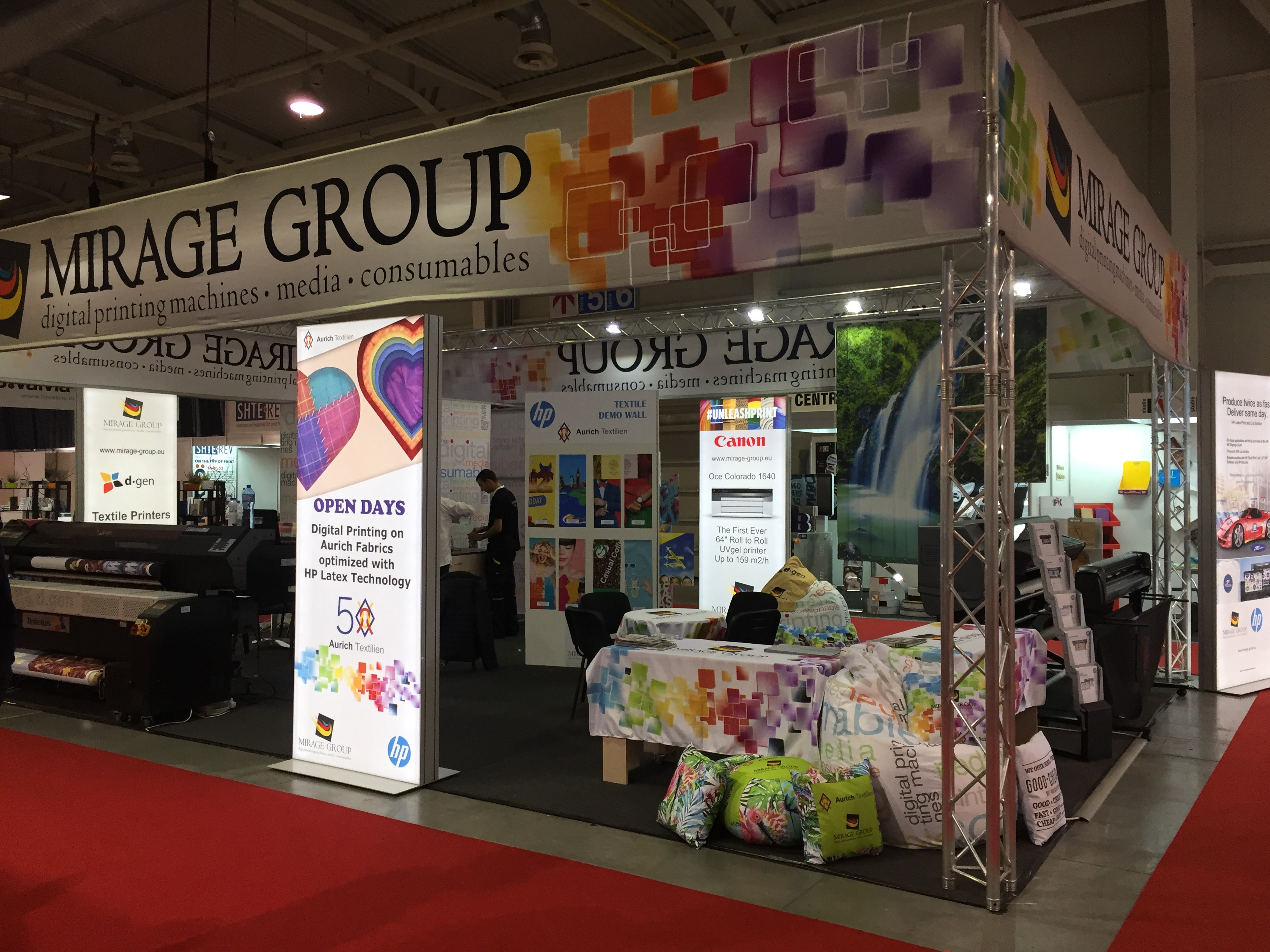 Mirage Group will be part of Copi's 2017