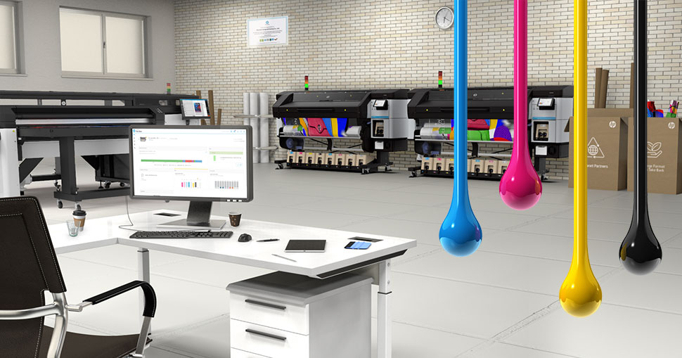 HP обяснява устойчивостта на технологията за печат на мастилото от латекс
