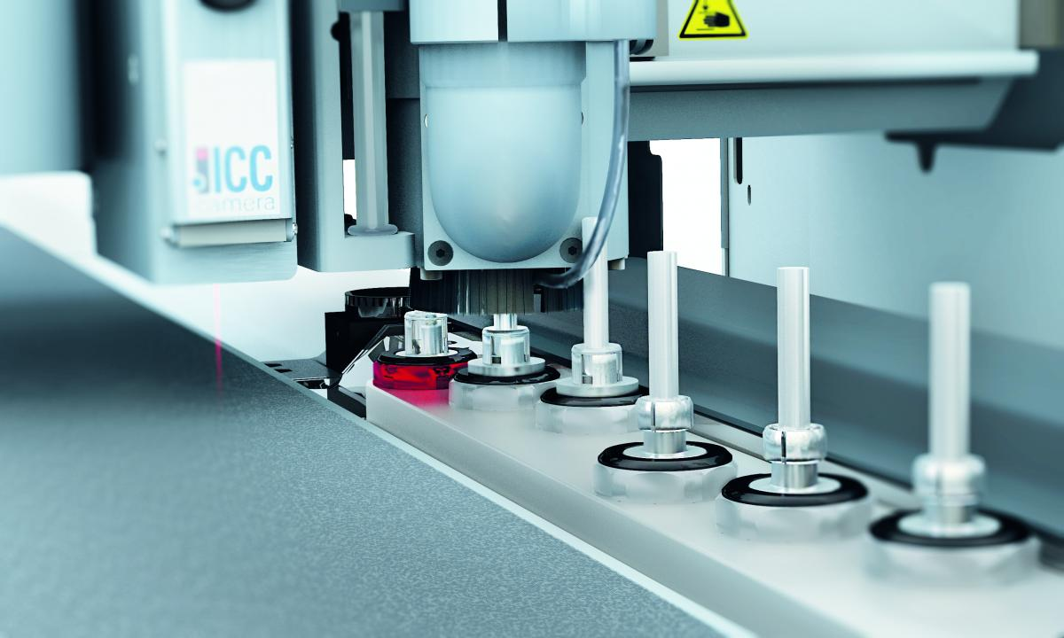 Zünd introduces new solutions for  industrial finishing