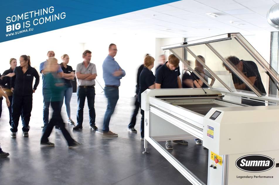 Summa придобива CadCam Technology; разширяване на бизнеса за рязане и лазерна технология