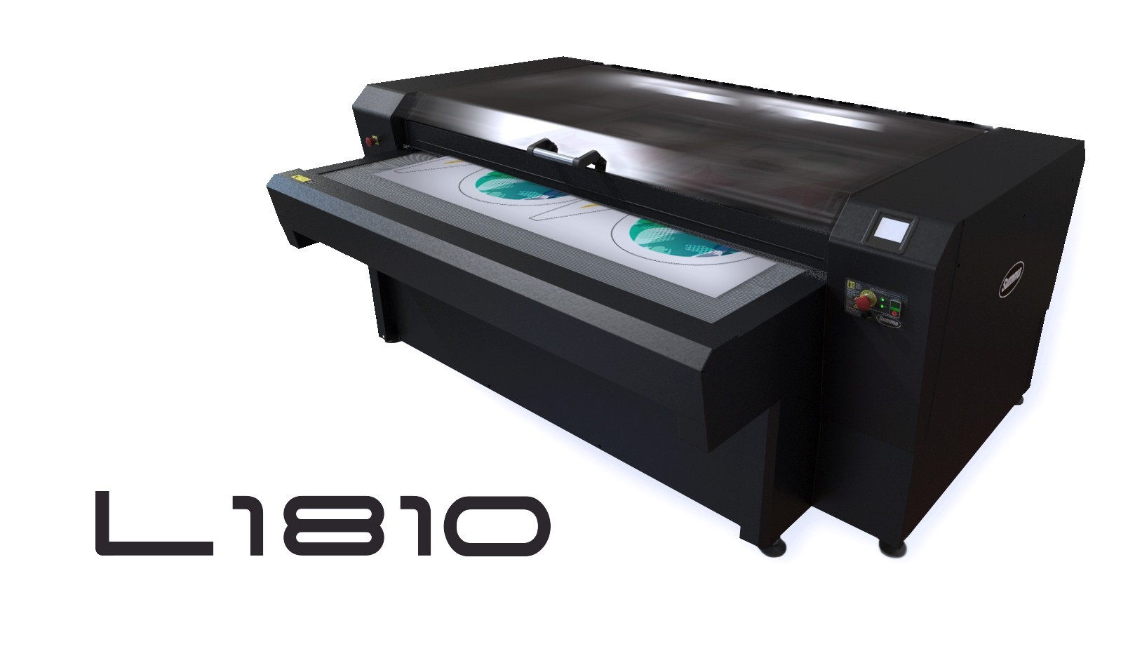 Summa introduces L1810 laser cutting system for the sports wear market