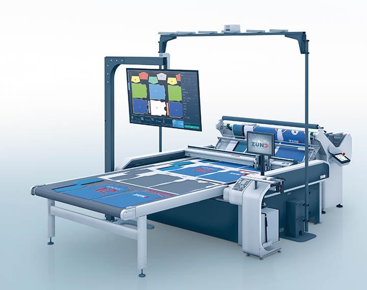 Защо режещата машина Zund е водеща марка в дигиталното рязане и в решенията за автоматизирани процеси